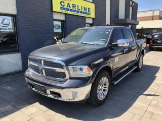 Used 2015 Dodge Ram 1500 4WD Crew Cab Longhorn Diesel for sale in Nobleton, ON