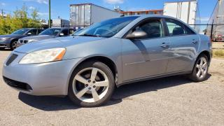 Used 2008 Pontiac G6 4DR SDN SE for sale in Calgary, AB