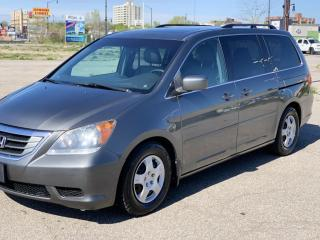 Used 2008 Honda Odyssey 2008 Honda Odyssey EX-L MINIVAN!8SEATER!POWERDOORS!CERTIFIED for sale in Brampton, ON
