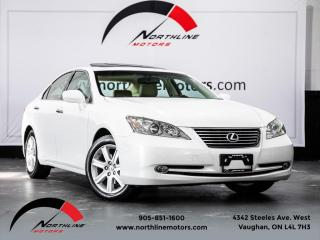 Used 2008 Lexus ES 350 Heated & Cooled Seats|Sunroof|Wood Trim|Push Button Start for sale in Vaughan, ON