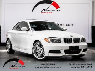 Used 2012 BMW 1 Series 135i|Coupe|M-Sport|Heated Leather|Sunroof|Paddle Shift for sale in Vaughan, ON