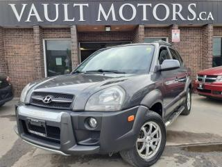 Used 2007 Hyundai Tucson FWD 4dr V6 GL NO ACCIDENTS! for sale in Brampton, ON