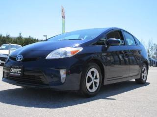 Used 2012 Toyota Prius 5DR HB for sale in Newmarket, ON