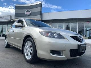 Used 2009 Mazda MAZDA3 GS AUTO A/C ALLOYS SUNROOF ONLY 193KM for sale in Langley, BC