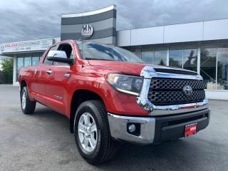 Used 2018 Toyota Tundra SR5 4WD OFF-ROAD 5.7L V8 REAR CAMERA ONLY 31KM for sale in Langley, BC