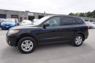 Used 2011 Hyundai Santa Fe GL CERTIFIED 2YR WARRANTY SUNROOF BLUETOOTH HEATED SEATS CRUISE AUX ALLOYS for sale in Milton, ON