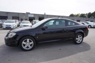 Used 2009 Pontiac G5 2.4GT COUPE AUTO CERTIFIED 2YR WARRANTY *FREE ACCIDENT*2ND SET WINTER & RIMS* ALLOYS CRUISE AUX for sale in Milton, ON