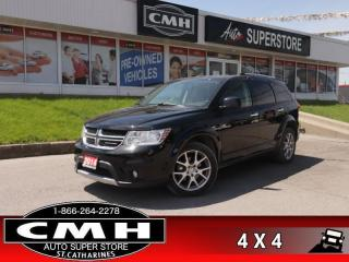 Used 2014 Dodge Journey R/T  AWD NAV ROOF LEATH CAM HS P/SEAT for sale in St. Catharines, ON