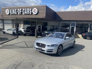 Used 2018 Jaguar XE 25t Prestige AWD for sale in Langley, BC