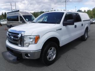 Used 2012 Ford F-150 XL SuperCrew 5.5-ft. Bed 4WD for sale in Burnaby, BC