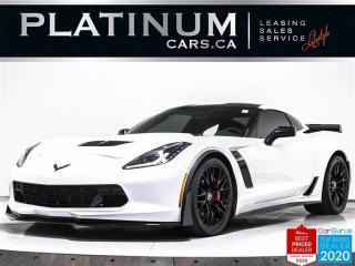 Used 2015 Chevrolet Corvette Z06w/3LZ,Z07 PKG,CARBON FIBER,H.U.D,NAVI,CAMERA, for sale in Toronto, ON