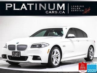 Used 2013 BMW 5 Series 550i xDrive,AWD, M-SPORT, EXEC PKG, DRIVER ASSIST for sale in Toronto, ON
