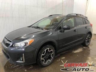 Used 2016 Subaru XV Crosstrek Sport AWD Toit Ouvrant Caméra Bluetooth Mags *Traction intégrale* for sale in Shawinigan, QC
