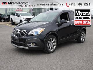 Used 2014 Buick Encore LEATHER  - Leather Seats -  Bluetooth for sale in Kanata, ON