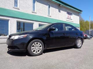 Used 2010 Kia Forte Berline 4 portes, boîte automatique LX for sale in St-Jérôme, QC