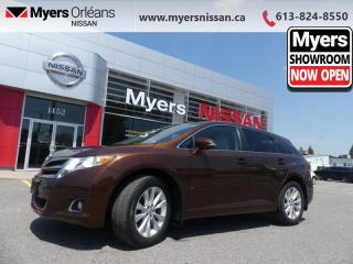 Used 2014 Toyota Venza 4DR WGN  - $128 B/W - Low Mileage for sale in Orleans, ON