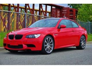 Used 2008 BMW 3 Series 2dr Cpe M3 RWD for sale in Vancouver, BC
