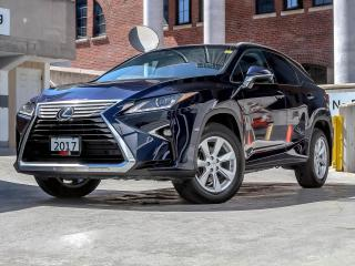 Used 2017 Lexus RX 350 8A for sale in Toronto, ON