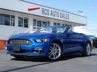 Used 2017 Ford Mustang EcoBoost Premium, Navigation, Leather, Low Kms for sale in Vancouver, BC