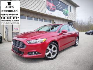 Used 2014 Ford Fusion SE for sale in Orillia, ON