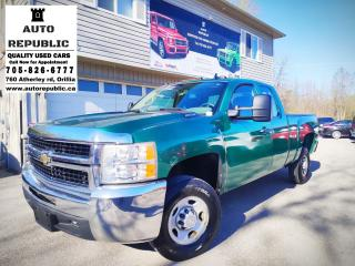 Used 2009 Chevrolet Silverado 2500 HD LT for sale in Orillia, ON