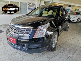 Used 2014 Cadillac SRX Luxury | SRX4 | AWD | Power Panoramic SunRoof | Leather | LOW KM for sale in North York, ON