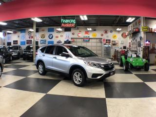 Used 2015 Honda CR-V LX AUT0 A/C CRUISE H/SEATS REAR CAMERA 101K for sale in North York, ON