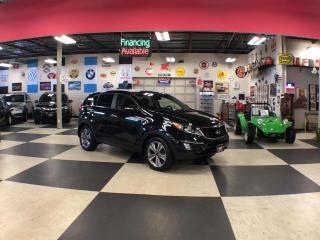 Used 2014 Kia Sportage 2.0L SX AUT0 A/C AWD CRUISE H/SEATS ALLOY WHEELS 92K for sale in North York, ON