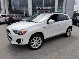 Used 2015 Mitsubishi RVR GT for sale in Port Coquitlam, BC