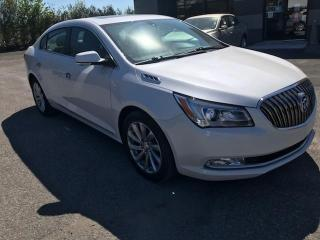 Used 2016 Buick LaCrosse 4dr Sdn Leather for sale in Châteauguay, QC