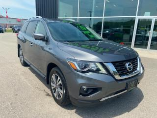 Used 2018 Nissan Pathfinder 4x4 SOne Owner for sale in Ingersoll, ON