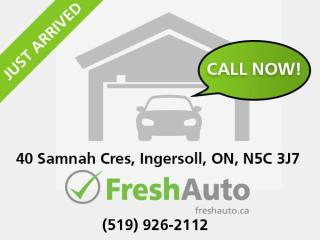 Used 2018 Mitsubishi Outlander ES AWC, One Owner for sale in Ingersoll, ON