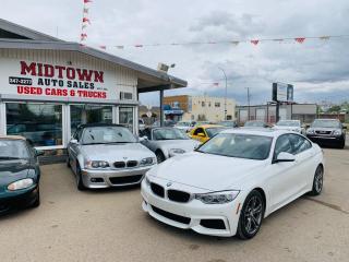 Used 2015 BMW 4 Series 435i for sale in Regina, SK