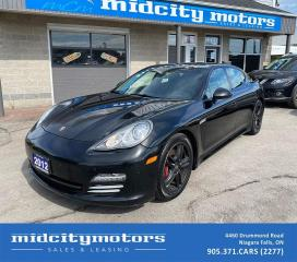 Used 2012 Porsche Panamera Sunroof/ Leather/ NAV/ NO Accidents! for sale in Niagara Falls, ON