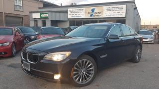 Used 2011 BMW 7 Series 750i xDrive for sale in Etobicoke, ON