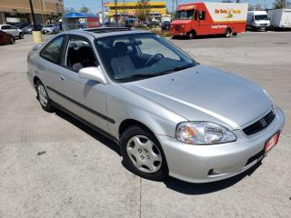 Used 2000 Honda Civic Si-G for sale in Toronto, ON