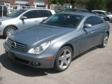 Photo of Grey 2006 Mercedes-Benz CLS-Class