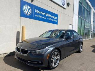Used 2016 BMW 3 Series 320i xDrive 4dr AWD Sedan for sale in Edmonton, AB