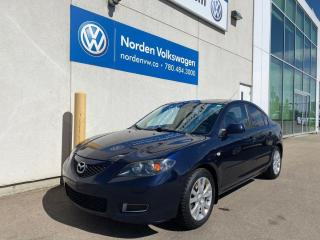 Used 2009 Mazda MAZDA3 SUNROOF / ALLOYS / AUTO for sale in Edmonton, AB