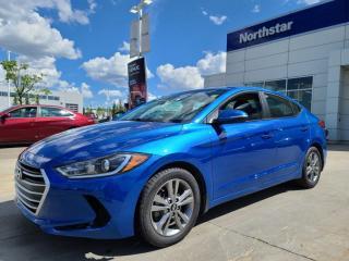 Used 2017 Hyundai Elantra GL AUTO/HEATEDSEATS/BLUETOOTH/AIR/TILT/CRUISE for sale in Edmonton, AB