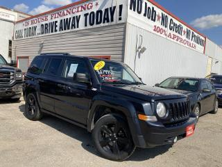 Used 2015 Jeep Patriot High Altitude for sale in Winnipeg, MB