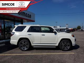 New 2020 Toyota 4Runner Limited  - Navigation -  Sunroof - $373 B/W for sale in Simcoe, ON