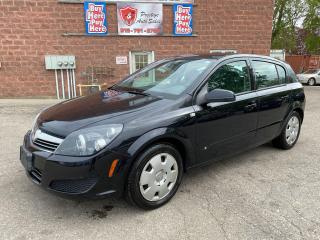 Used 2009 Saturn Astra XE/1.8L/SUNROOF/SAFETY+WARRANTY INCLUDED for sale in Cambridge, ON