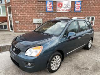 Used 2011 Kia Rondo EX/7 SEATS/2.4L/ONE OWNER/NO ACCIDENT/SAFETY INCL for sale in Cambridge, ON