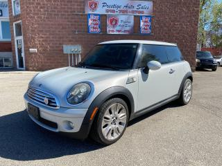 Used 2010 MINI Cooper 50 Camden Edition/1.6L/NO ACCIDENT/SAFETY+WARRANTY for sale in Cambridge, ON