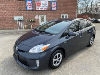 Used 2012 Toyota Prius V 5dr HB/LOW KMS/NO ACCIDENTS/SAFETY+WARRANTY INCL for sale in Cambridge, ON