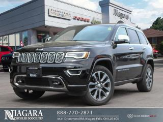 Used 2017 Jeep Grand Cherokee Overland for sale in Niagara Falls, ON