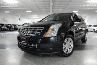 Used 2016 Cadillac SRX NO ACCIDENTS I LEATHER I BIG SCREEN I HEATED SEATS I BOSE for sale in Mississauga, ON