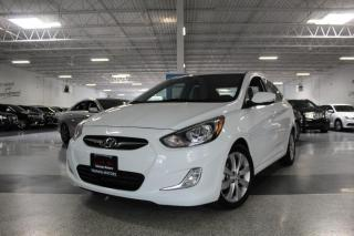 Used 2013 Hyundai Accent NO ACCIDENTS I SUNROOF  I HEATED SEATS I KEYLESS ENTRY I BT for sale in Mississauga, ON