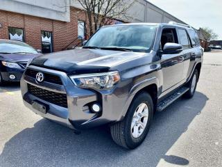 Used 2016 Toyota 4Runner 4WD 4DR V6 SR5 for sale in North York, ON